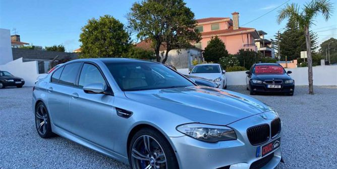BMW M5 M5 (560cv) (4p)