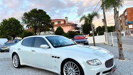 Maserati Quattroporte 4.2 V8 Aut. (400cv) (4p)
