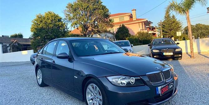 BMW Série 3 320 d (163cv) (4p)