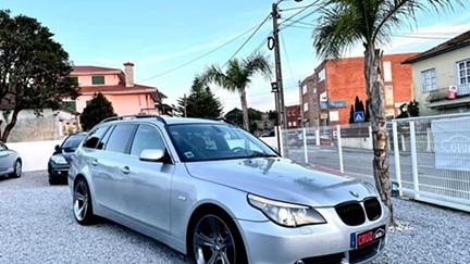 BMW Série 5 535 dA Touring (272cv) (5p)