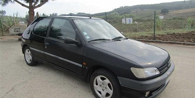 Peugeot 306 1.6 XS (90cv) (3p)