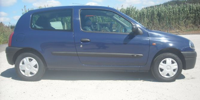 Renault Clio 1.2  RN (60cv) (5 lug) (3p)