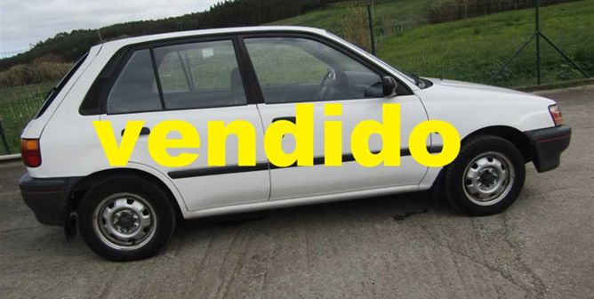 Toyota Starlet 1.3 XLi (75cv) (5p)