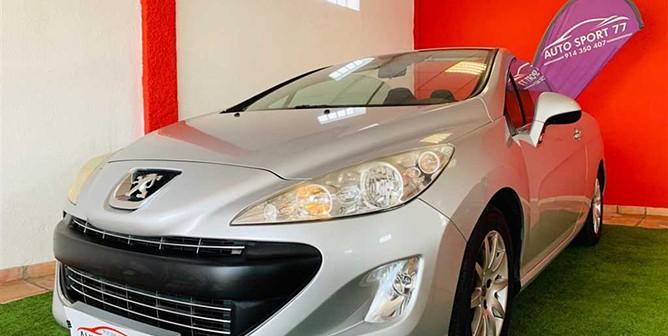 Peugeot 308 CC 1.6 HDi (112cv) (2p)