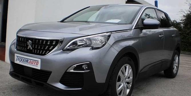 Peugeot 3008 1.6 BlueHDI 120 CV ACTIVE EAT6/ CX AUTO