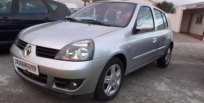 Renault Clio 1.5 dCi SE Storia (68cv) (5p)