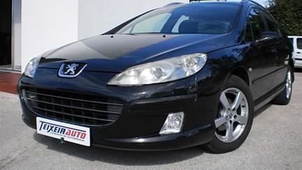 Peugeot 407 SW 1.6 HDi Executive (109cv) (5p)