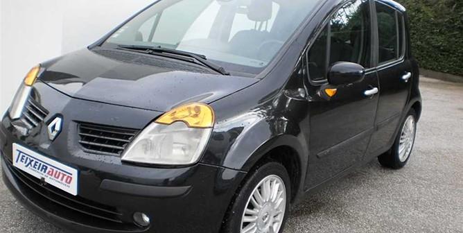 Renault Modus 1.5 dCi Dynamique Luxe (105cv) (5p)