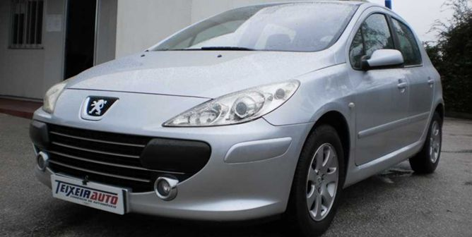 Peugeot 307 1.4 16V Executive (90cv) (5p)