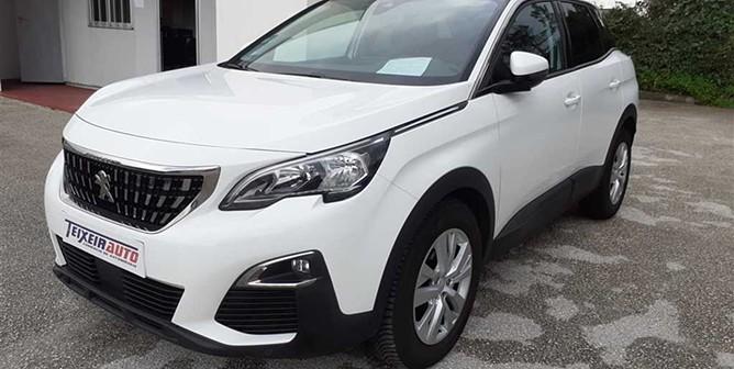 Peugeot 3008 1.6 bluehdi 120 cv active