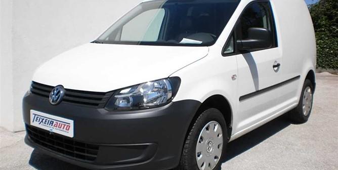 Volkswagen Caddy 1.6 TDi Extra (75cv) (5p)
