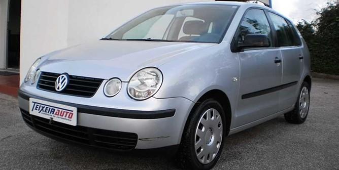 Volkswagen Polo 1.2 Conceptline (65cv) (5p)