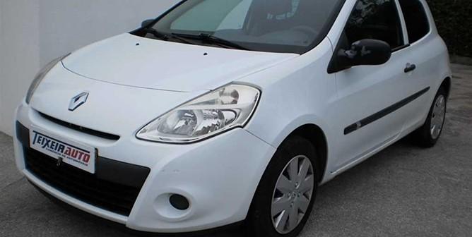 Renault Clio 1.5 dCi Pack (75cv) (3p)