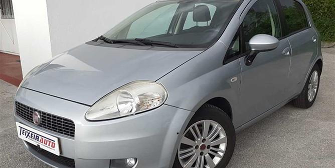 Fiat Grande Punto 1.3 M-Jet Emotion (90cv) (5p)