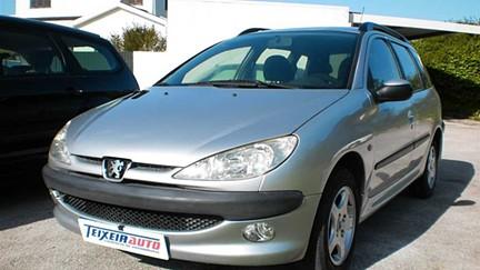 Peugeot 206 SW 1.4 HDi Look II (68cv) (5p)
