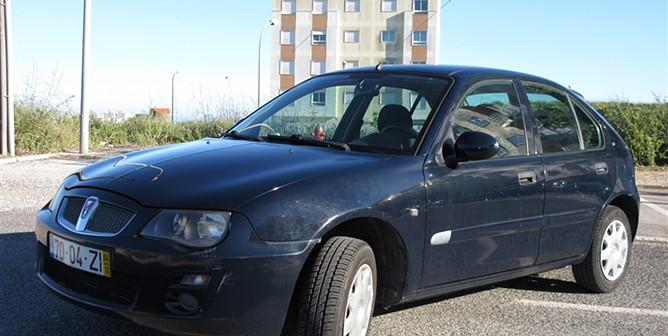 Rover 25 1.1 16V Classic Plus (75cv) (5p)