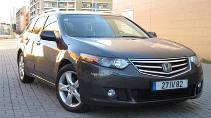 Honda Accord T. 2.2 i-DTEC Ex.Ad.E.Limitada (150cv) (5p)