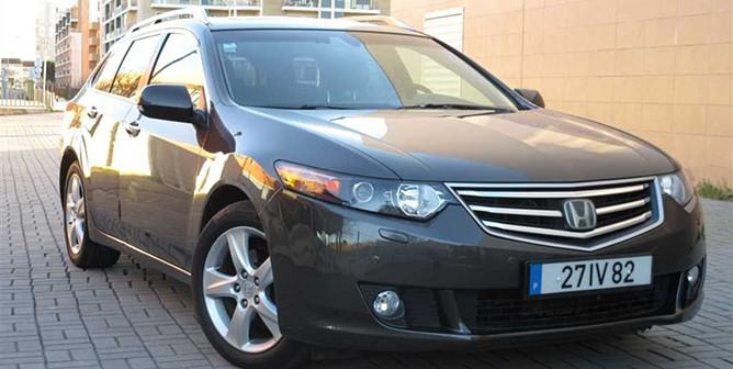 Honda Accord T. 2.2 i-DTEC Eleg.E.Limitada (150cv) (5p)