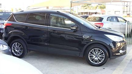 Ford Kuga 2.0 TDCi Titanium (140cv) (5p)
