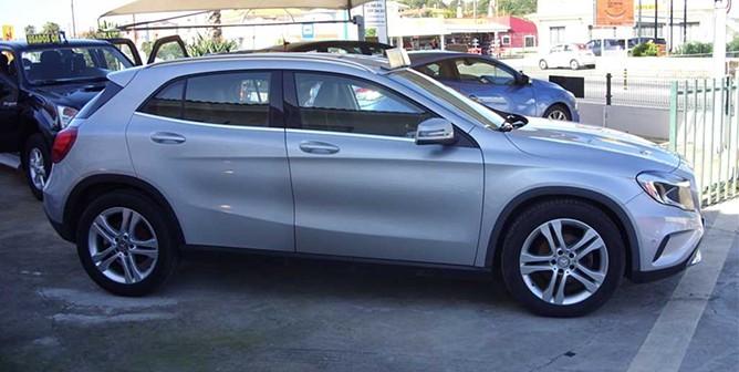 Mercedes-Benz Classe GLA 180 CDi (109cv) (5p)