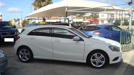 Mercedes-Benz Classe A 180 CDi B.E. Auto (109cv) (5p)