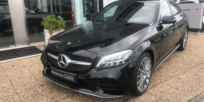 Mercedes-Benz Classe C 200 BlueTEC AMG (136cv) (4p)