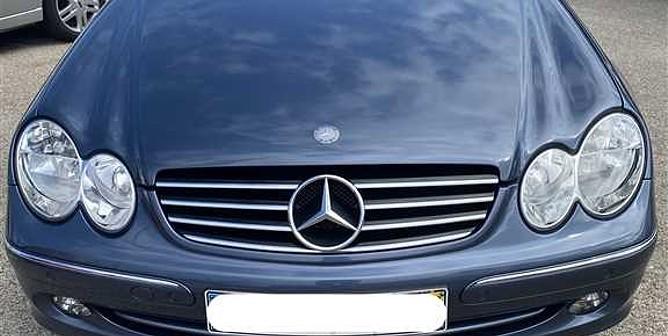 Mercedes-Benz Classe CLK 200 Kompressor (209 442)