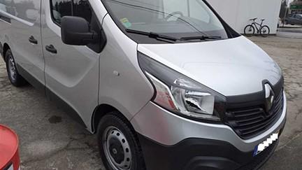 Renault Trafic 1.598 dci 145cv