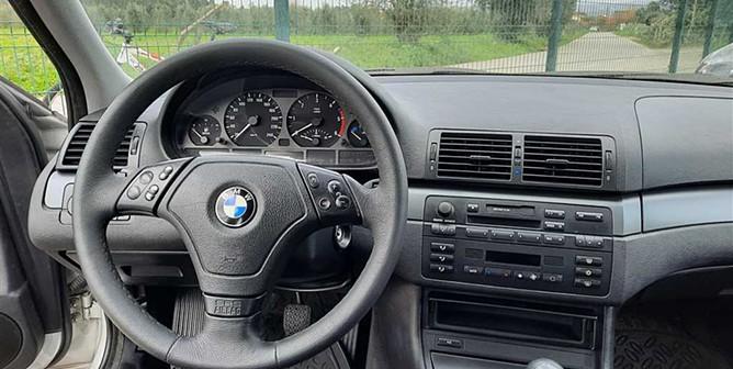 BMW Série 3 320 d Séc.XXI (136cv) (4p)