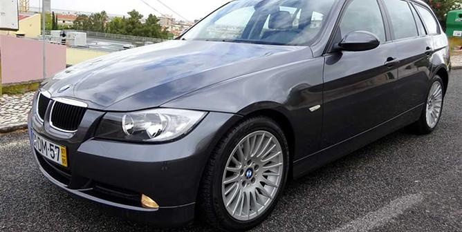 BMW Série 3 320 d Touring (163cv) (5p)