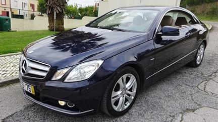 Mercedes-Benz Classe E 220 CDi Avantgarde BlueEf. (170cv) (3p)