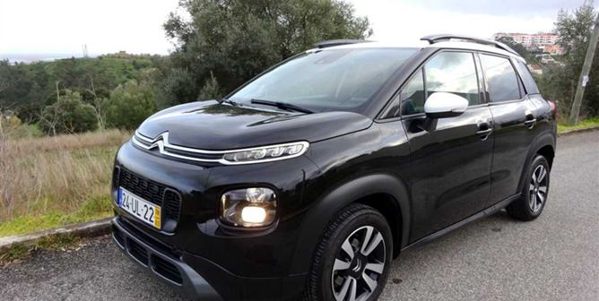 Citroen C3 AirCross 1.6 BlueHDi Feel (100cv) (5p)
