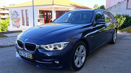 BMW Série 3 320 d Touring Line Sport (190cv) (5p)