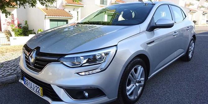 Renault Mégane 1.5DCI Zen