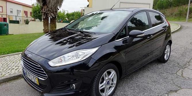 Ford Fiesta 1.0 T EcoBoost Titanium (100cv) (5p)