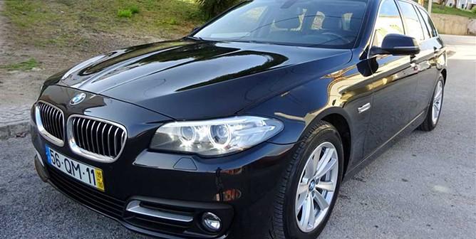 BMW Série 5 520 d Auto (190cv) (5p)