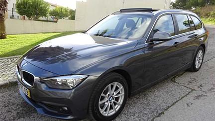 BMW Série 3 320 d Touring Advantage (190cv) (5p)