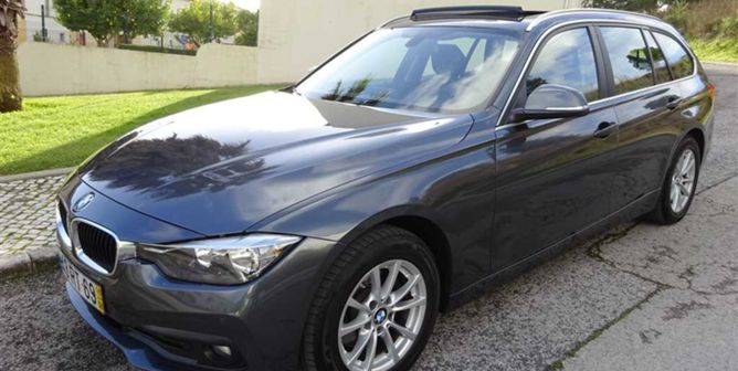 BMW Série 3 320 d Touring Advantage (190cv) (5p)