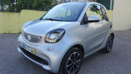 Smart Fortwo 0.9 Passion Turbo 90 Cv