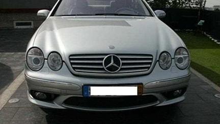 Mercedes-Benz Classe CL 55 K AMG Coupé (500cv) (2p)
