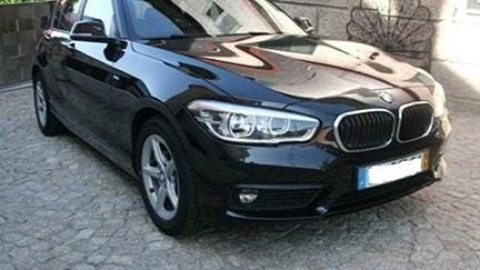 BMW Série 1 116 d EfficientDynamics Advantage (116cv) (5p)