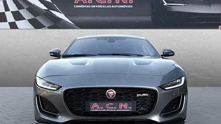 Jaguar F-Type Coupe P300 R-Dynamic