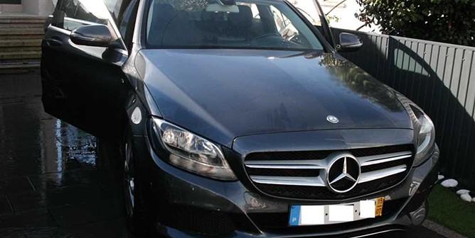 Mercedes-Benz Classe C  180 BlueTEC Exclusive