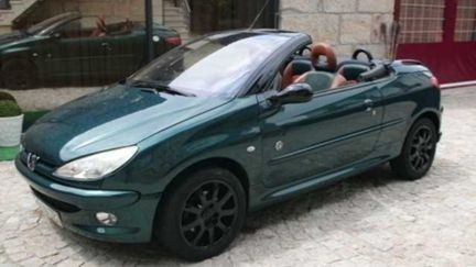 Peugeot 206 CC 1.6 Roland Garros (109cv) (2p)