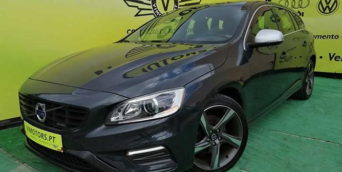 Volvo V60 1.6 D2 R-Design (115cv) (5p)