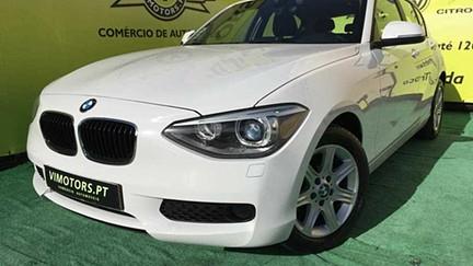 BMW Série 1 114 d Line Sport (95cv) (5p)
