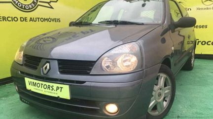 Renault Clio 1.5 dCi Storia SE Dyn. Clim (68cv) (3p)