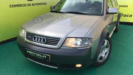Audi A6 Allroad 2.5 TDi Tip quattro (180cv) (5p)