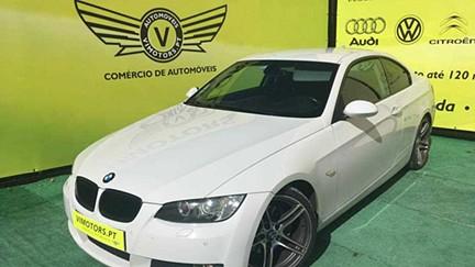 BMW Série 3 320 d Auto (177cv) (2p)