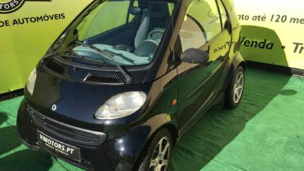 Smart City Coupe Fortwo 0.8 Pure